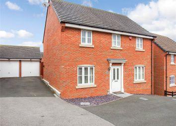 Thumbnail 4 bed detached house for sale in Stillington Crescent, Hamilton, Leicester
