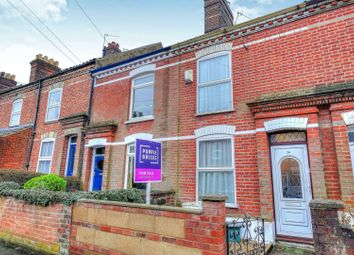 2 bed terraced house for sale in Beaconsfield Road, Norwich NR3