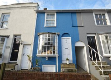 Thumbnail 2 bed terraced house for sale in Gosport Street, Lymington