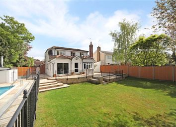 Thumbnail 4 bedroom detached house for sale in Straight Road, Old Windsor, Windsor, Berkshire