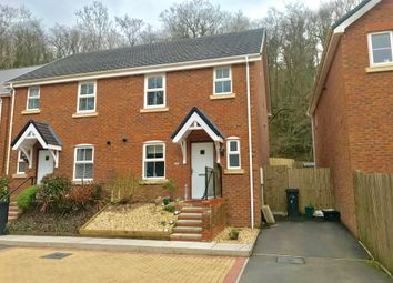 Thumbnail 3 bed end terrace house for sale in Ynys Y Nos, Glynneath, Neath