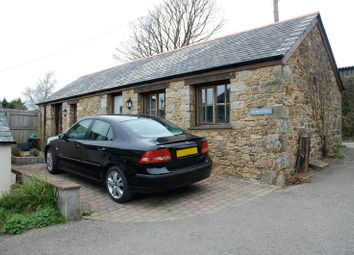 Thumbnail 1 bed detached bungalow to rent in Penpillick, Par