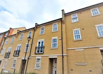 Thumbnail 4 bed town house to rent in Albany Gardens, Colchester