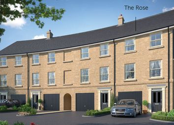 Thumbnail 3 bed town house for sale in Station Road, Framlingham, Suffolk