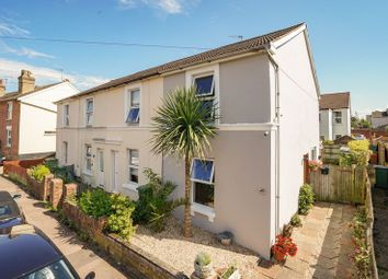 Thumbnail 2 bed end terrace house for sale in Meadow Road, Southborough, Tunbridge Wells