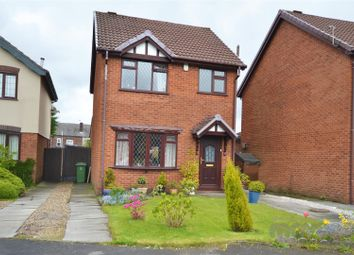 Thumbnail 3 bed detached house for sale in Wayfaring, Westhoughton, Bolton