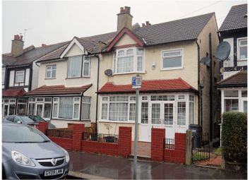Thumbnail 3 bed semi-detached house for sale in Wharfedale Gardens, Thornton Heath