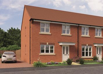"Thumbnail 3 bed semi-detached house for sale in ""Marlow"" at Loxley Road, Wellesbourne, Warwick"