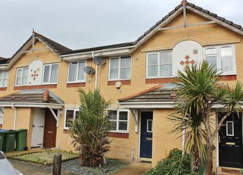 Thumbnail 2 bed terraced house for sale in Newmarsh Road, Thamesmead, London