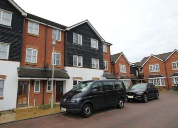 Thumbnail 4 bed terraced house for sale in White Willow Close, Ashford