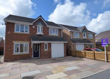 Thumbnail 4 bed detached house for sale in Lime Tree Close, Clayton-Le-Woods