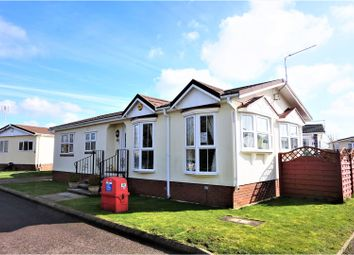 Thumbnail 2 bed detached bungalow for sale in Riverbank Close, Dogdyke