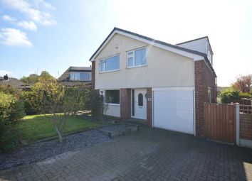 Thumbnail 4 bedroom detached house for sale in Queens Crescent, Ossett