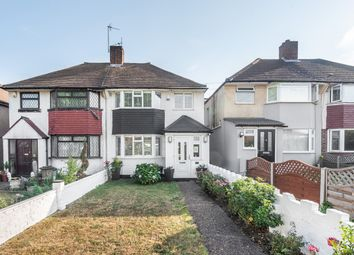 Thumbnail Semi-detached house for sale in East Rochester Way, Sidcup