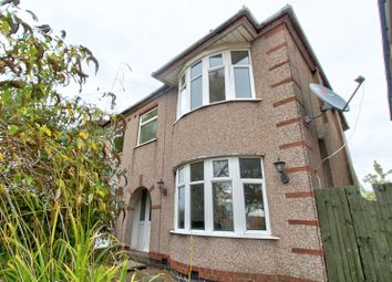 Thumbnail 3 bed semi-detached house for sale in Holyhead Road, Coventry
