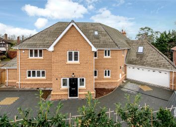 Thumbnail 6 bed detached house for sale in Gordons Close, Taunton, Somerset