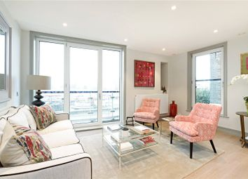 Thumbnail 2 bed flat for sale in Ivory House, Clove Hitch Quay, Battersea, London