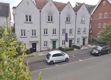 Thumbnail 3 bed terraced house for sale in St. Helena Avenue, Newton Leys, Bletchley, Milton Keynes