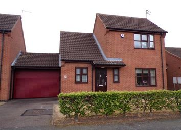 Thumbnail 2 bed link-detached house for sale in Primrose Way, Queniborough, Leicester, Leicestershire