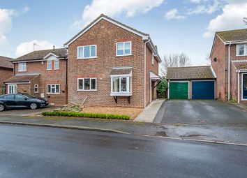 Thumbnail 4 bed detached house for sale in Buryfield, Bury, Huntingdon