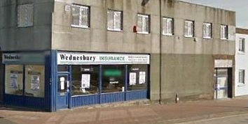 Thumbnail 2 bed flat to rent in High Bullen, Wednesbury