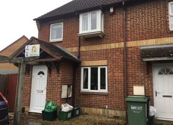 Thumbnail 3 bed end terrace house to rent in Paddock Close, Bradley Stoke, Bristol