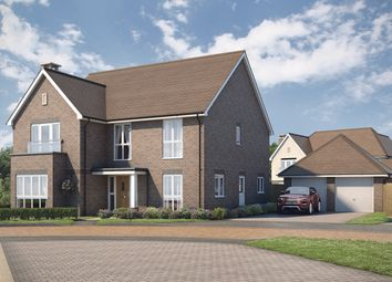 "Thumbnail 5 bed property for sale in ""The Sandringham"" at Biggs Lane, Arborfield, Reading"