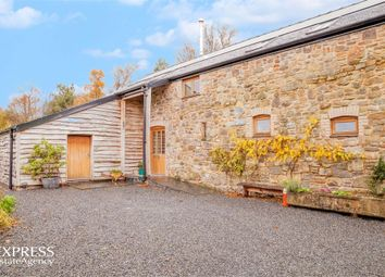 Thumbnail 3 bed detached house for sale in Carno, Carno, Caersws, Powys