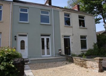 Thumbnail 2 bed terraced house to rent in Greenfield Terrace, Sketty, Swansea