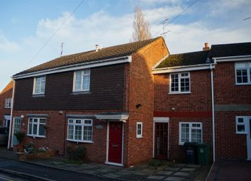 Thumbnail 3 bed terraced house for sale in Church Lane, Anstey, Leicester