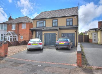 Thumbnail 4 bed detached house for sale in Stanley Drive, Leicester