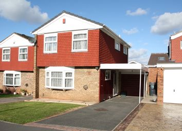 Thumbnail 3 bedroom link-detached house for sale in St. Edmunds Close, West Bromwich