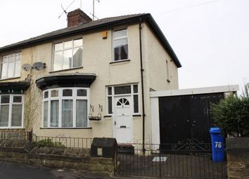 Thumbnail 3 bed semi-detached house for sale in Carlton Road, Sheffield, South Yorkshire