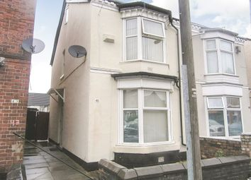 Thumbnail 3 bedroom semi-detached house for sale in Fawdry Street, Whitmore Reans, Wolverhampton