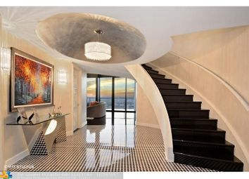Thumbnail 4 bed town house for sale in 333 Las Olas Way 4202, Fort Lauderdale, Fl, 33301
