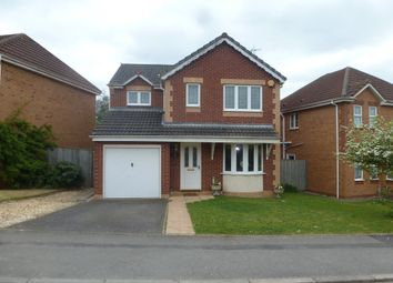 Thumbnail 3 bedroom detached house for sale in Ashley Way, Market Harborough