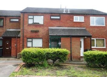 Thumbnail 3 bed terraced house to rent in Bridgwater Close, Walsall Wood, Walsall