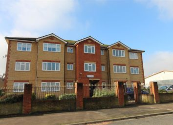 Thumbnail 1 bed flat for sale in Rosslyn House, Springhouse Road, Corringham