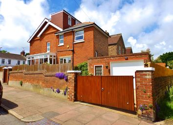 Thumbnail 5 bed terraced house for sale in Motcombe Road, Eastbourne
