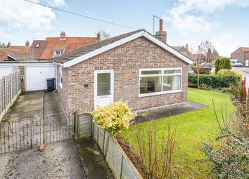 Thumbnail 2 bed bungalow for sale in North Lane, Wheldrake, York, North Yorkshire