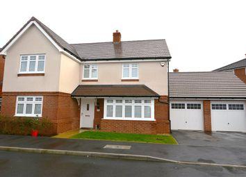 Thumbnail 5 bed detached house for sale in Nicholson Drive, Wokingham, Berkshire