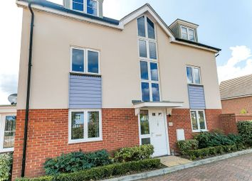 Thumbnail 5 bedroom detached house for sale in Watercress Way, Broughton, Milton Keynes