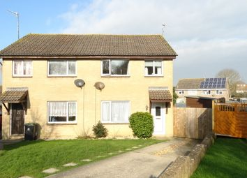 Thumbnail 3 bed semi-detached house for sale in Holme Close, Redlands, Weymouth