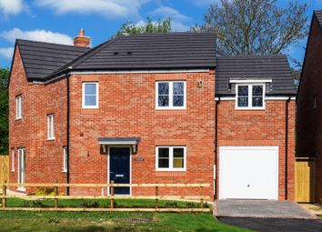 Thumbnail 4 bed detached house for sale in Lowes Lane, Wellesbourne