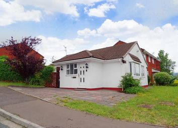Thumbnail 2 bed bungalow to rent in Cwm Cwddy Drive, Bassaleg, Newport