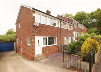 Thumbnail 3 bed terraced house for sale in Sunnyside Road, Bramley