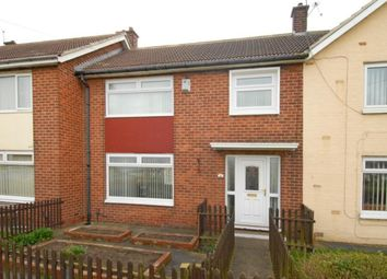 Thumbnail 3 bed terraced house to rent in Pennard Green, Middlesbrough