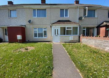Thumbnail 3 bed terraced house for sale in Prestatyn Road, Rumney, Cardiff.