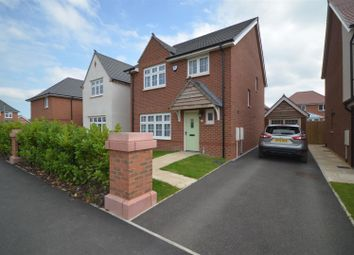 Thumbnail 4 bed property to rent in Alanbrooke Road, Saighton, Chester