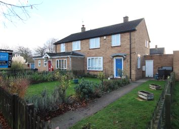 Thumbnail 3 bed semi-detached house for sale in Lordswood Road, Colchester, Essex